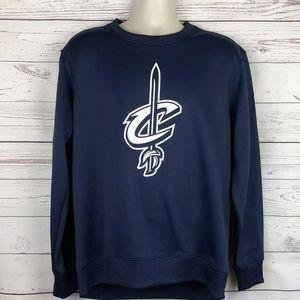 Adidas Dark Blue Climawarm Cavaliers Sweater